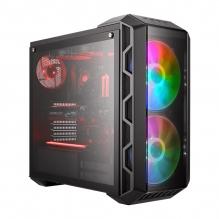Gabinete Cooler Master MasterCase H500 ARGB Mesh & Transparent Front Panel, Cristal Templado, 2 Ventiladores 200mm - MCM-H500-IGNN-S02