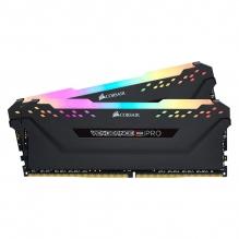 Memoria RAM Corsair Vengeance RGB Pro 16GB 2X8GB 2666Mhz - CMW16GX4M2A2666C16