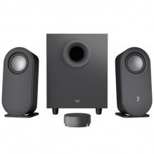 Bocinas Logitech Z407 Bluetooth - 2.1 Canales - Control Inalámbrico - 980-001347