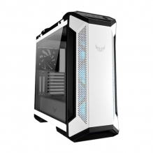 Gabinete Asus TUF Gaming GT501 WT, Soporta formatos EATX, Panel de vidrio templado, Aura Sync