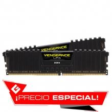 Memoria RAM Corsair Vengeance LPX 32GB 2X16GB 3000MHZ - Precio Especial
